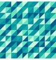 Vintage geometric Retro pattern vector image
