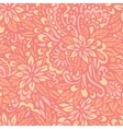 Flowering Garden Seamless decorative pattern vector image