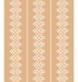 Seamless background pale beige vector image