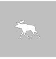 Moose computer symbol vector image