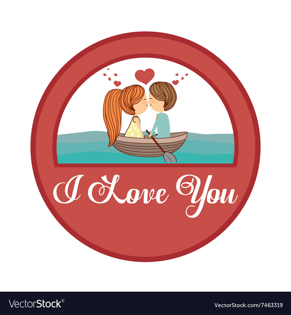 Love icon design vector
