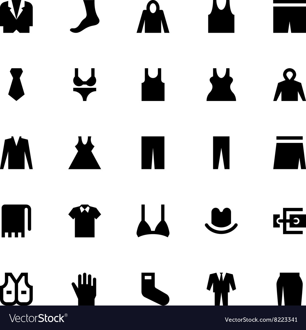 Clothes2 vector
