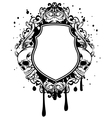 horror framework vector image