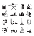 purity icons set vector image