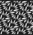 decorative hand drawn seamless pattern vector image