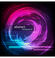 bright abstract background vector image vector image