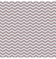 pattern with lines in zig zag vector image