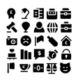 Trade Icons 3 vector image