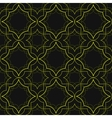 Art Deco Linear Pattern vector image