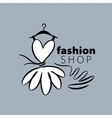 logo clothing vector image