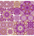 seamless tile pattern colorful lisbon vector image