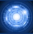 Abstract circular background 2603 vector image