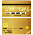Card credit bank banking icon design payment debi vector image