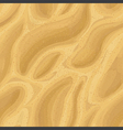 Sand seamless texture vector image vector image