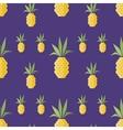 Vintage exotic pattern vector image