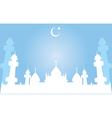 Jamiah Mosque in Pattani Thailand vector image