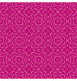 Pink background seamless pattern vector image vector image
