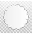 Frame in Vintage Background vector image