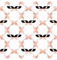 Domino Masks Pattern vector image