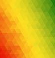 Reggae geometric vector image