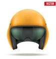 Aaircraft marshall helmet vector image
