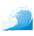 Ocean Waves vector image