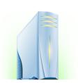 computer server vector image vector image