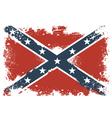 Flags of the Confederate States of America vector image