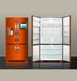 fridge6 vector image
