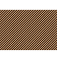 Diagonal Coffee Brown Line Background vector image