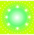 magical spotlight background vector image
