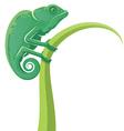 Chameleon Icon vector image