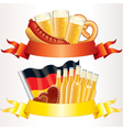 octoberfest banners vector image
