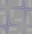 Purple flare vector image