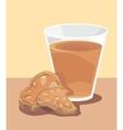 bael juice vector image