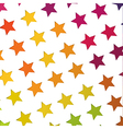 stars colorful background vector image
