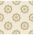 Helm vintage pattern sea naval background symbol vector image