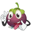 a berry vector image vector image