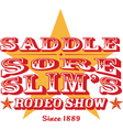 Saddle sore rodeo show vector image