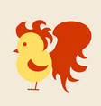 image of an cock vector image