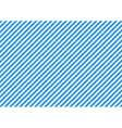 Diagonal Blue White Line Background vector image
