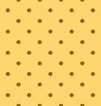 Perforated leather vector image vector image