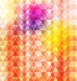 abstract mosaic pattern abstract background vector image