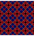 Card Suits Red Royal Blue Diamond Background2 vector image