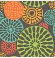 Seamless geometric tribal vintage patterns vector image vector image