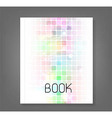 Abstract Technology book vector image