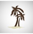 summer vacations design vector image