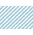 Diagonal Blue Cream Line Background vector image