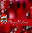 Christmas background 2 vector image