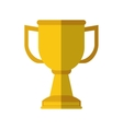 trophy icon Winner design graphic vector image